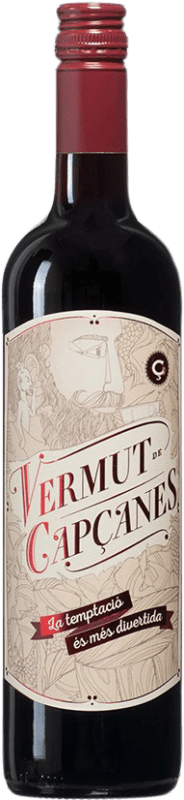 7,95 € Free Shipping | Vermouth Capçanes Catalonia Spain Bottle 70 cl