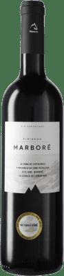 18,95 € Envío gratis   Vino tinto Pirineos Marboré D.O. Somontano Cataluña España Tempranillo, Merlot, Cabernet Sauvignon, Moristel, Parraleta Botella 75 cl