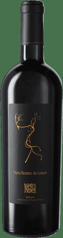 215,95 € Envío gratis | Vino tinto Remírez de Ganuza María Especial Reserva 2009 D.O.Ca. Rioja España Tempranillo, Graciano Botella 75 cl