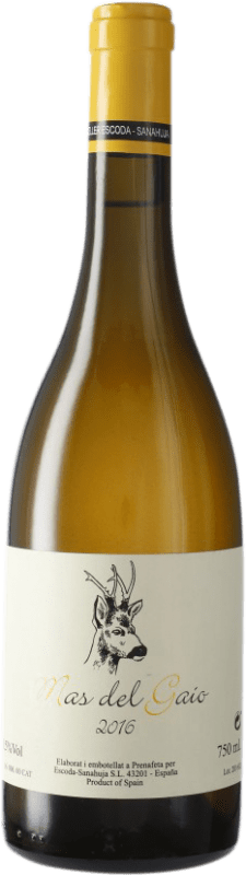 29,95 € Envoi gratuit   Vin blanc Escoda Sanahuja Mas del Gaio D.O. Conca de Barberà Catalogne Espagne Bouteille 75 cl