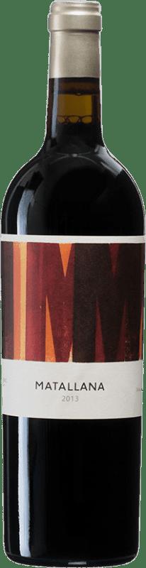 72,95 € Envoi gratuit   Vin rouge Telmo Rodríguez Matallana D.O. Ribera del Duero Castille et Leon Espagne Tempranillo Bouteille 75 cl