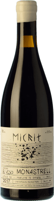 25,95 € Kostenloser Versand | Rotwein Casa Castillo Micrit D.O. Jumilla Spanien Monastrell Flasche 75 cl