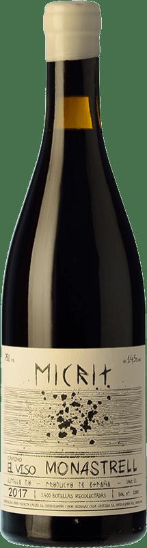 25,95 € Free Shipping | Red wine Casa Castillo Micrit D.O. Jumilla Spain Monastrell Bottle 75 cl