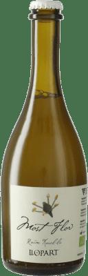 3,95 € Envío gratis | Refrescos Llopart Mosto Most Flor Cataluña España Xarel·lo Botella Medium 50 cl