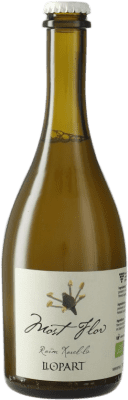 3,95 € Free Shipping | Refreshment Llopart Mosto Most Flor Catalonia Spain Xarel·lo Medium Bottle 50 cl