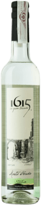 27,95 € Free Shipping | Pisco Pisco 1615 Mosto Verde Italia Peru Medium Bottle 50 cl