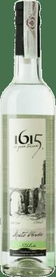 27,95 € Kostenloser Versand | Pisco Pisco 1615 Mosto Verde Italia Peru Medium Flasche 50 cl
