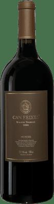 32,95 € Envoi gratuit | Vin rouge Huguet de Can Feixes Negre Reserva D.O. Penedès Catalogne Espagne Tempranillo, Merlot, Cabernet Sauvignon, Petit Verdot Bouteille Magnum 1,5 L