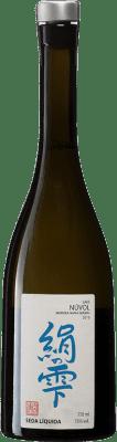 53,95 € Envío gratis | Sake Seda Líquida Núvol España Botella 70 cl