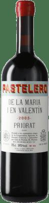 104,95 € Free Shipping | Red wine Cims de Porrera Pastelero de la Maria i en Valentín 2005 D.O.Ca. Priorat Catalonia Spain Grenache, Carignan Bottle 75 cl