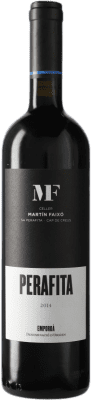 15,95 € Free Shipping | Red wine Martín Faixó Perafita Negre D.O. Empordà Catalonia Spain Merlot, Grenache, Cabernet Sauvignon Bottle 75 cl