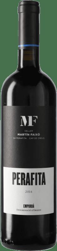 15,95 € Envoi gratuit | Vin rouge Martín Faixó Perafita Negre D.O. Empordà Catalogne Espagne Merlot, Grenache, Cabernet Sauvignon Bouteille 75 cl
