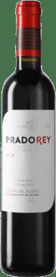 6,95 € Envío gratis | Vino tinto Ventosilla Pradorey Roble D.O. Ribera del Duero Castilla y León España Tempranillo, Merlot, Cabernet Sauvignon Botella Medium 50 cl