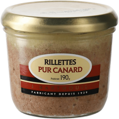 12,95 € Free Shipping | Foie y Patés J. Barthouil Rilletes Pur Canard France