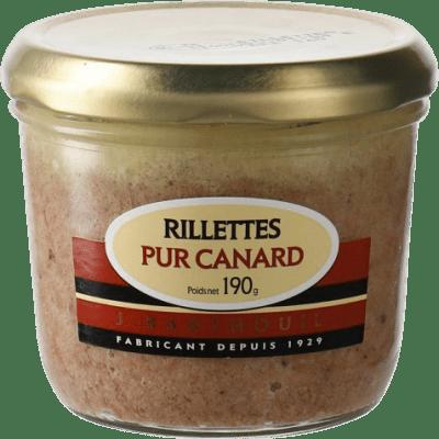 5,95 € Kostenloser Versand   Foie y Patés J. Barthouil Rilletes Pur Canard Frankreich