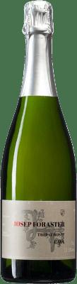 16,95 € Free Shipping | Rosé sparkling Josep Foraster Rosat Brut Reserva D.O. Cava Spain Trepat Bottle 75 cl