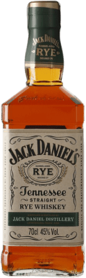 21,95 € Free Shipping | Bourbon Jack Daniel's Rye Tennessee United States Bottle 70 cl