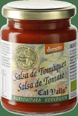 2,95 € Kostenloser Versand | Salsas y Cremas Cal Valls Salsa de Tomate Spanien