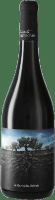 14,95 € Free Shipping | Red wine Vintae Chile Salvaje del Moncayo I.G.P. Vino de la Tierra Ribera del Queiles Spain Grenache Bottle 75 cl