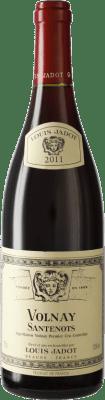 69,95 € Free Shipping | Red wine Louis Jadot Santenots 1er Cru A.O.C. Volnay Burgundy France Pinot Black Bottle 75 cl