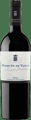 47,95 € Free Shipping | Red wine Marqués de Vargas Selección Privada D.O.Ca. Rioja Spain Bottle 75 cl