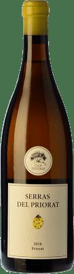 24,95 € Free Shipping | White wine Clos Figueras Serras del Priorat Blanc D.O.Ca. Priorat Catalonia Spain Grenache White Bottle 75 cl