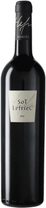 52,95 € Free Shipping | Red wine Alemany i Corrió Sot Lefriec D.O. Penedès Catalonia Spain Merlot, Cabernet Sauvignon, Carignan Bottle 75 cl