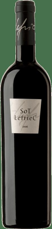 104,95 € Envío gratis | Vino tinto Alemany i Corrió Sot Lefriec 2006 D.O. Penedès Cataluña España Merlot, Cabernet Sauvignon, Cariñena Botella 75 cl