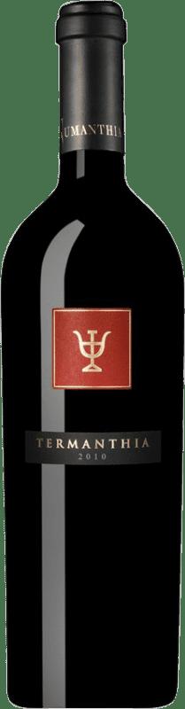199,95 € Envoi gratuit | Vin rouge Numanthia Termes Termanthia 2010 D.O. Toro Castille et Leon Espagne Tinta de Toro Bouteille 75 cl