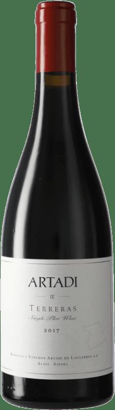 43,95 € Envoi gratuit | Vin rouge Artadi Terreras D.O. Navarra Navarre Espagne Tempranillo Bouteille 75 cl