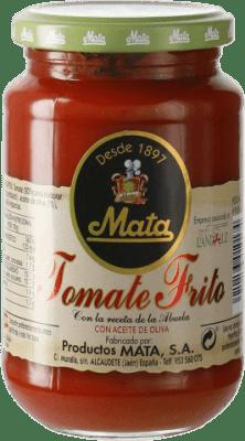 3,95 € Envío gratis | Salsas y Cremas Mata Tomate Frito España