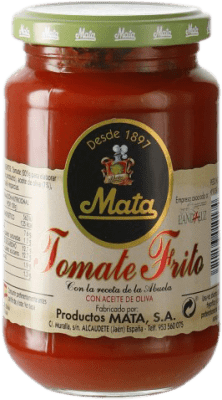 3,95 € Kostenloser Versand | Salsas y Cremas Mata Tomate Frito Spanien