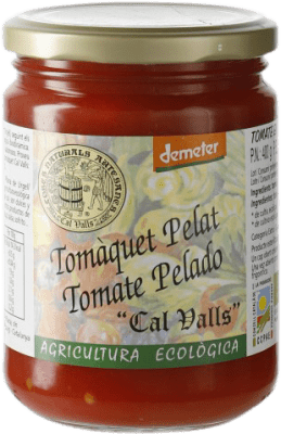 2,95 € Free Shipping | Conservas Vegetales Cal Valls Tomate Pelado Spain