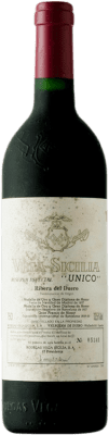 439,95 € Free Shipping | Red wine Vega Sicilia Único Especial Reserva 1994 D.O. Ribera del Duero Castilla y León Spain Tempranillo, Cabernet Sauvignon Bottle 75 cl