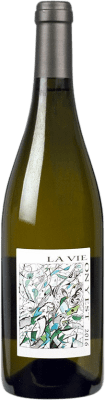 32,95 € Free Shipping | White wine Domaine Gramenon Vie On y Est A.O.C. Côtes du Rhône France Viognier Bottle 75 cl