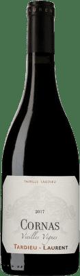 64,95 € Free Shipping | Red wine Tardieu-Laurent Vielles Vignes A.O.C. Cornas France Syrah, Serine Bottle 75 cl