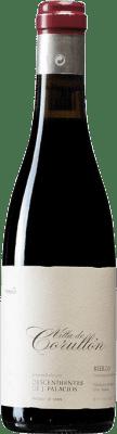 27,95 € Envío gratis | Vino tinto Descendientes J. Palacios Villa de Corullón D.O. Bierzo Castilla y León España Mencía Media Botella 37 cl