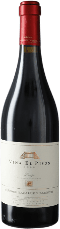 398,95 € Envoi gratuit | Vin rouge Artadi Viña El Pisón 1999 D.O. Navarra Navarre Espagne Tempranillo Bouteille 75 cl
