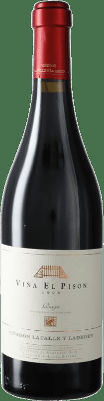 398,95 € Envío gratis   Vino tinto Artadi Viña El Pisón 1999 D.O. Navarra Navarra España Tempranillo Botella 75 cl