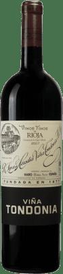 58,95 € Free Shipping | Red wine López de Heredia Viña Tondonia Reserva 2007 D.O.Ca. Rioja Spain Tempranillo, Grenache, Graciano, Mazuelo Magnum Bottle 1,5 L
